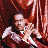 "Luther Vandross, seen here in 1970, did not hit true mainstream success until the 1980s, putting him in the very tail end of the Motown era. He is best known for the songs, ""Never Too Much"" (1981),  ""Any Love"" (1988), ""Here and Now"" (1989), and ""Power of Love/Love Power"" (1991)."