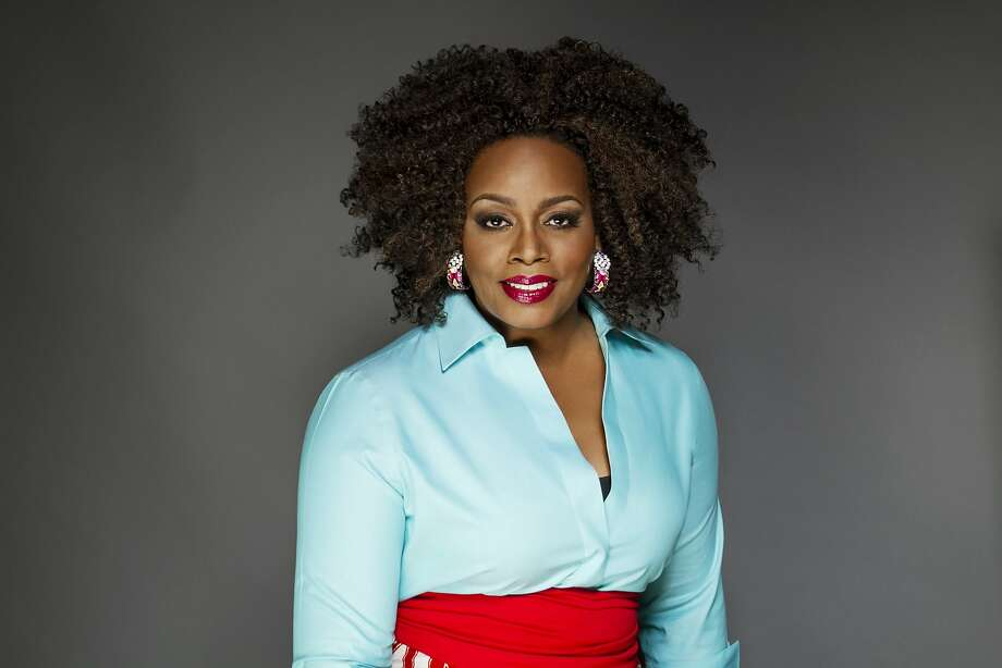 Dianne Reeves returns to S.F. Sunday for the Jazz Festival. Photo: Depth Of Field