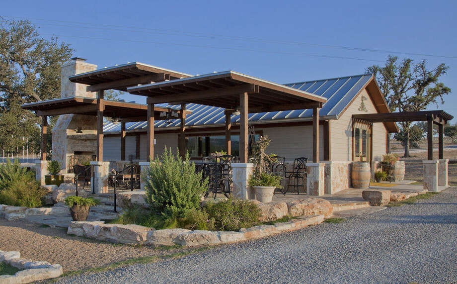 Bending Branch Winery has a tasting room on its  estate in Comfort. It opened a second tasting room in downtown Comfort. Photo: Courtesy Photo