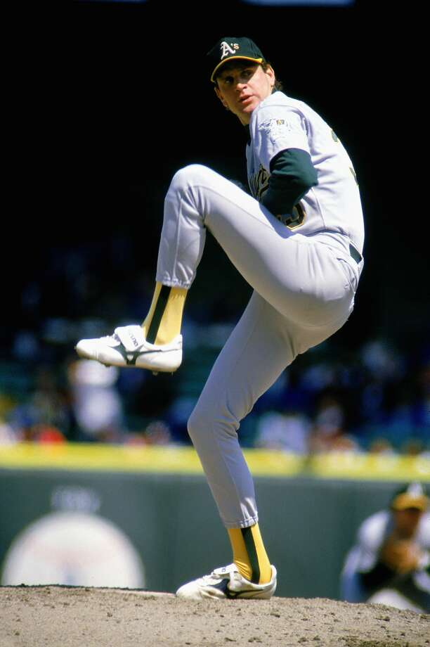 Bob Welch won 211 games and two World Series championships pitching for the Dodgers and A's. Photo: Getty Images