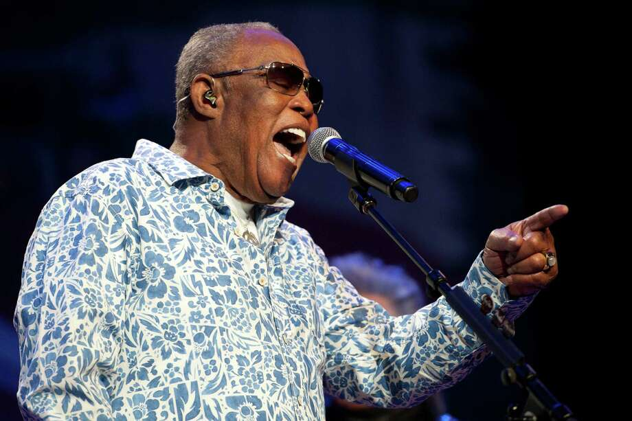 Sam Moore of Sam & Dave is still an active performer. His partner, David Prater, died in a single-car collision in 1988. Here, Moore sings at Marty Stuart's 13th Annual Late Night Jam at the Ryman Auditorium on June 4, 2014 in Nashville, Tennessee. Photo: Erika Goldring, Getty / 2014 Getty Images
