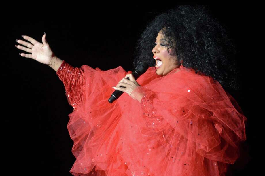 Diana Ross still performs today. Here, she is singing at the Saenger Theatre on October 30, 2013 in New Orleans, Louisiana. Photo: Tim Mosenfelder, Getty / 2013 Tim Mosenfelder