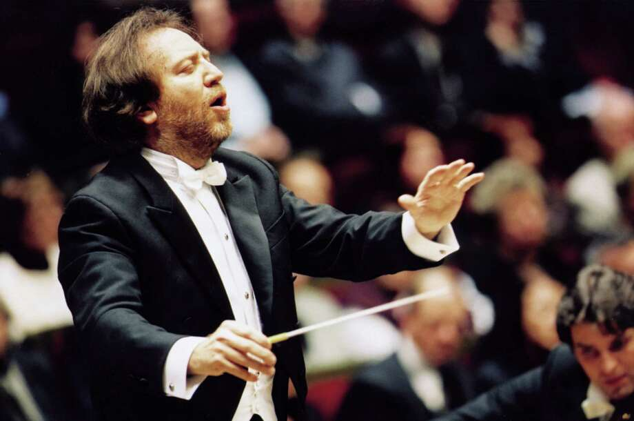 Riccardo Chailly will conduct the Gewandhaus Orchestra in its Jones Hall concert Nov. 3. Photo: Courtesy Photo