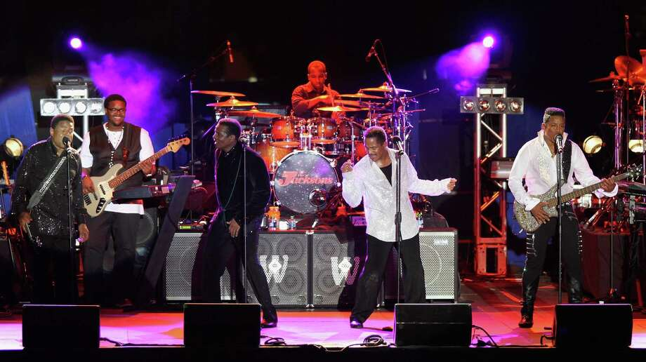 Tito Jackson, Jackie Jackson, Marlon Jackson and Jermaine Jackson continue to perform as The Jacksons today. Here, the group gives a show in Coney Island on August 11, 2012. Photo: Jerritt Clark, Getty / 2012 Jerritt Clark