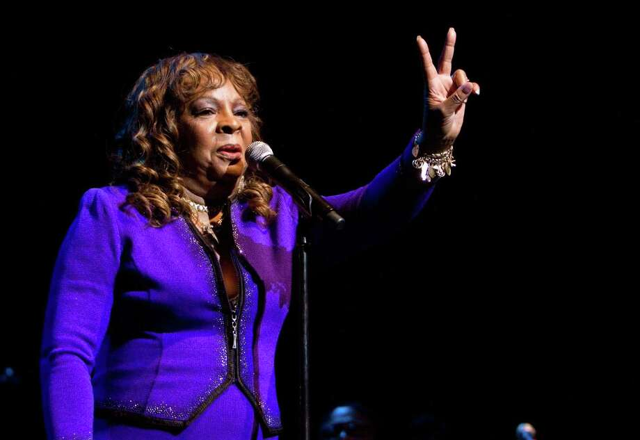 Martha Reeves of Martha Reeves and the Vandellas served as an elected council woman of Detroit from 2005 to 2009. She is still performing today. Here, she sings at The Filmore on November 26, 2010 in Detroit, Michigan.  Photo: Scott Legato, Getty / 2010 Scott Legato