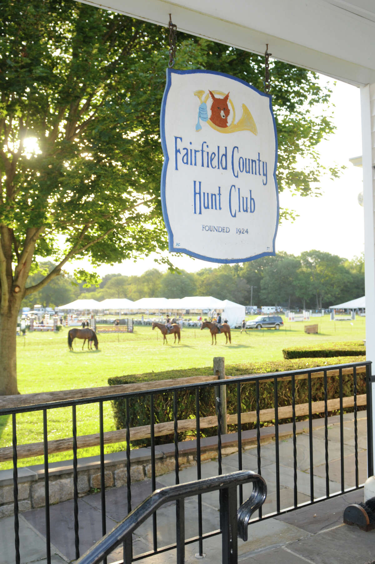 The 91st June Benefit Horse Show at the Fairfield County Hunt Club features many free events for families and horse-lovers today through Saturday (June19-21) in Westport.
