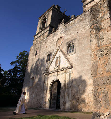 City leaders want Mission Concepción and the other San Antonio missions added to the World Heritage list. Photo: Kin Man Hui / San Antonio Express-News / ©2012 San Antonio Express-News