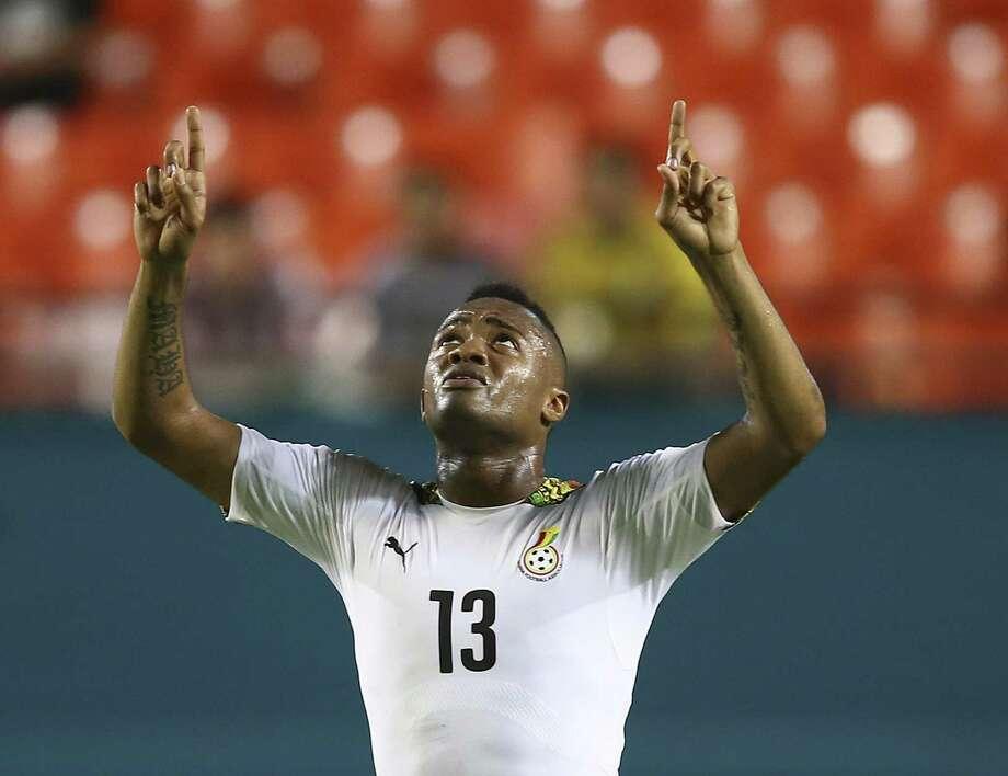 GhanaOdds: 200/1 Photo: J Pat Carter, Associated Press / AP