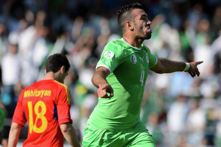 AlgeriaOdds: 1000/1 Photo: Laurent Gillieron, Associated Press / KEYSTONE