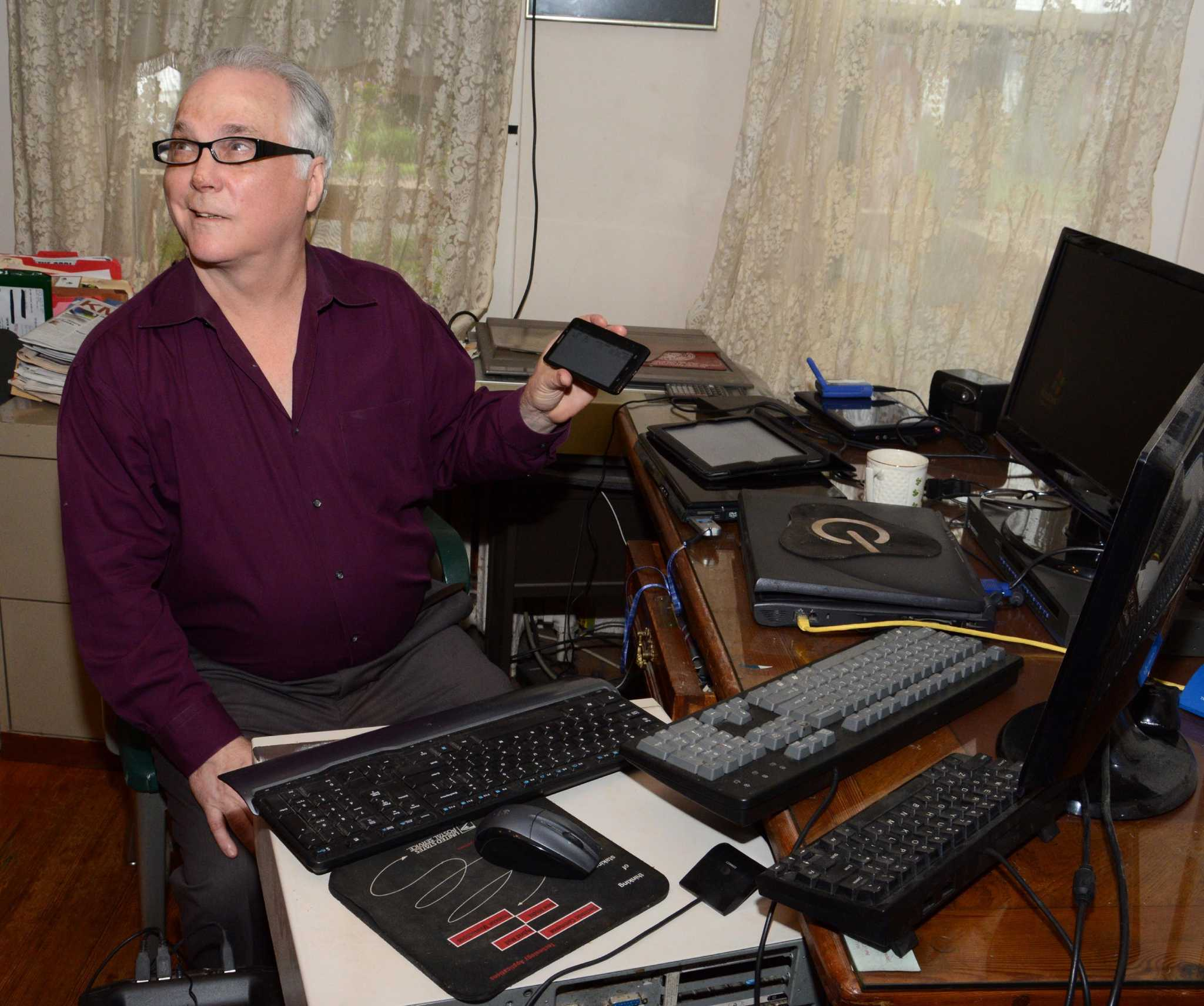 Danbury Inventor's Monitoring Device May Help Autistic
