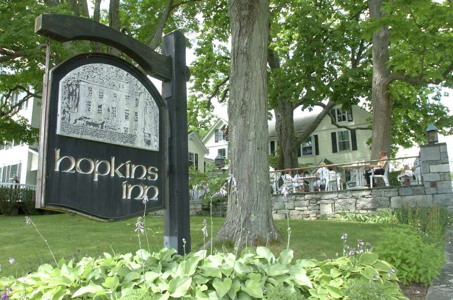 Jerry Dumas recommends the Hopkins Inn, for a quick getaway. Photo: Chris Ware, ST / The News-Times