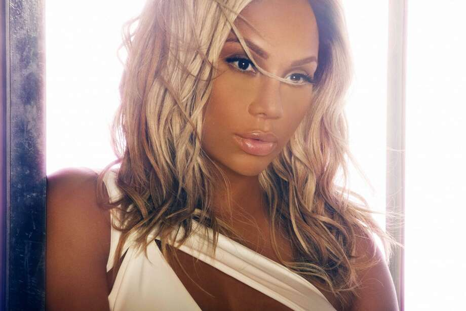 Tamar Braxton is the youngest sister of Toni Braxton. Photo: Epic Records