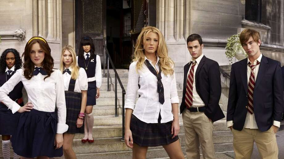 The CW's teen drama 'Gossip Girl' was based on the popular young adult book series of the same name by Cecily von Ziegesar. Photo: The CW
