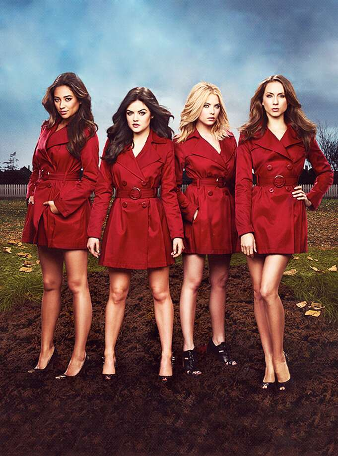 'Pretty Little Liars,' ABC Family's popular teen drama, is based on Sara Shepard's young adult novels of the same name. Photo: ABC Family