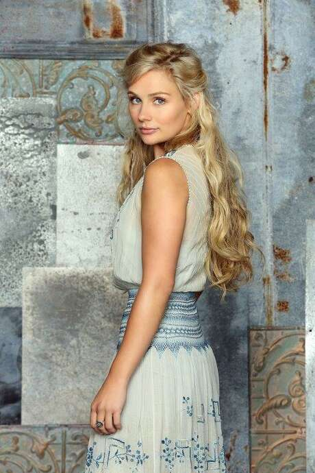 Clare Bowen from TV's Nashville Photo: Courtesy Photo