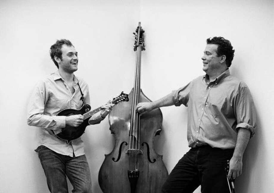 Chris Thile and Edgar Meyer, Troy Savings Bank Music Hall, Oct. 10