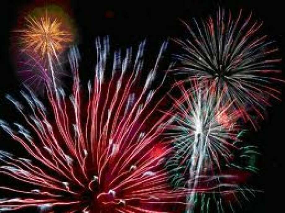 Darien Fireworks will be held at Darien High School on Saturday, July 5.