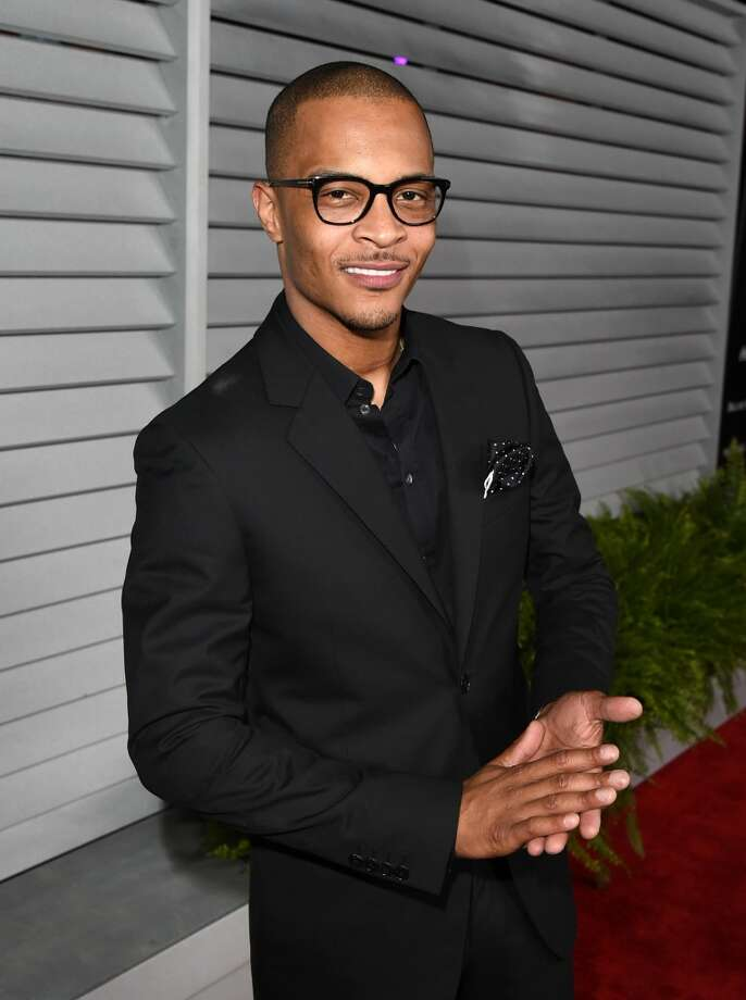 Rapper T.I. attends Maxim's Hot 100 Women of 2014 celebration and sneak peek of the future of Maxim at Pacific Design Center on June 10, 2014 in West Hollywood, California. Photo: Jason Merritt, Getty Images For MAXIM