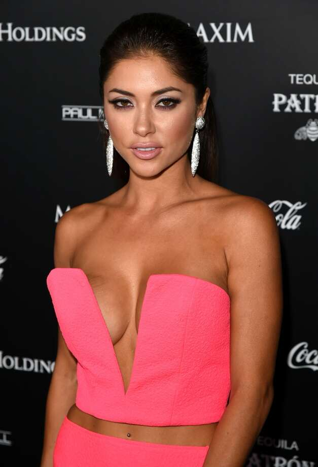 Model Arianny Celeste attends Maxim's Hot 100 Women of 2014 celebration and sneak peek of the future of Maxim at Pacific Design Center on June 10, 2014 in West Hollywood, California. Photo: Jason Merritt, Getty Images For MAXIM