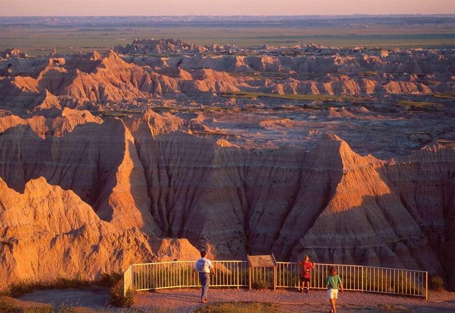 No. 3 - South Dakota Photo: South Dakota Tourism