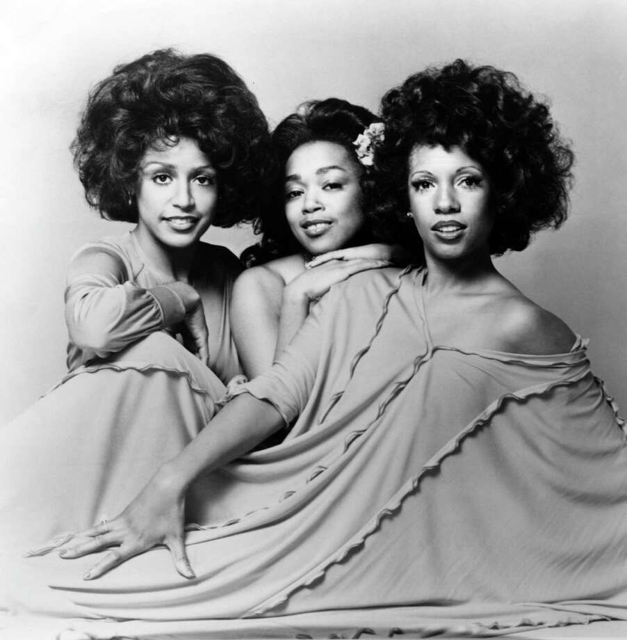 The Supremes were a huge success in the 1960's, so huge that lead singer Diana Ross got top billing over Ballard and Wilson as the name changed from The Supremes to Diana Ross & The Supremes in 1967. Ballard was replaced by Cindy Birdsong in the process, and the group continued until 1970 when Ross left to pursue a solo career. Ross was replaced by Jean Terrell and the group became The Surpremes once more. Here, the 1976 version of the trio, consisting of Scherrie Payne, Susaye Greene, and Mary Wilson, poses for a picture. The Supremes would disband the following year. Photo: Echoes, Getty / Redferns