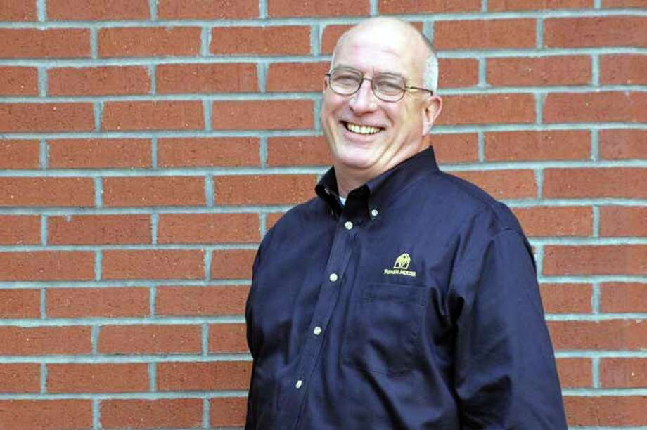 Dave Coker is president of the Fisher House Fund, which is consistently given an A rating from CharityWatch. Photo: Contributed Photo, Contributed / Darien News Contributed