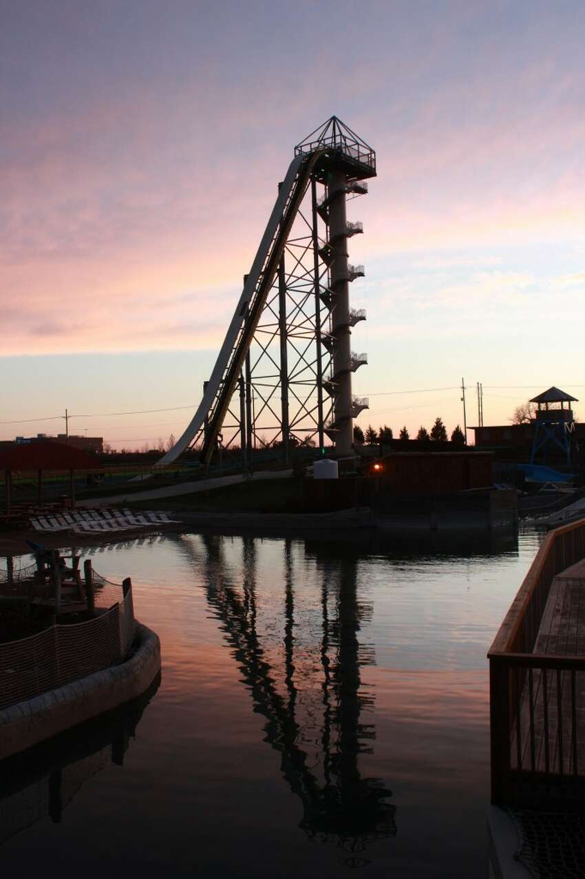 Verruckt's opening has been twice delayed, but is now scheduled to open June 29.Meanwhile, where else can you go for an extreme water slide experience?