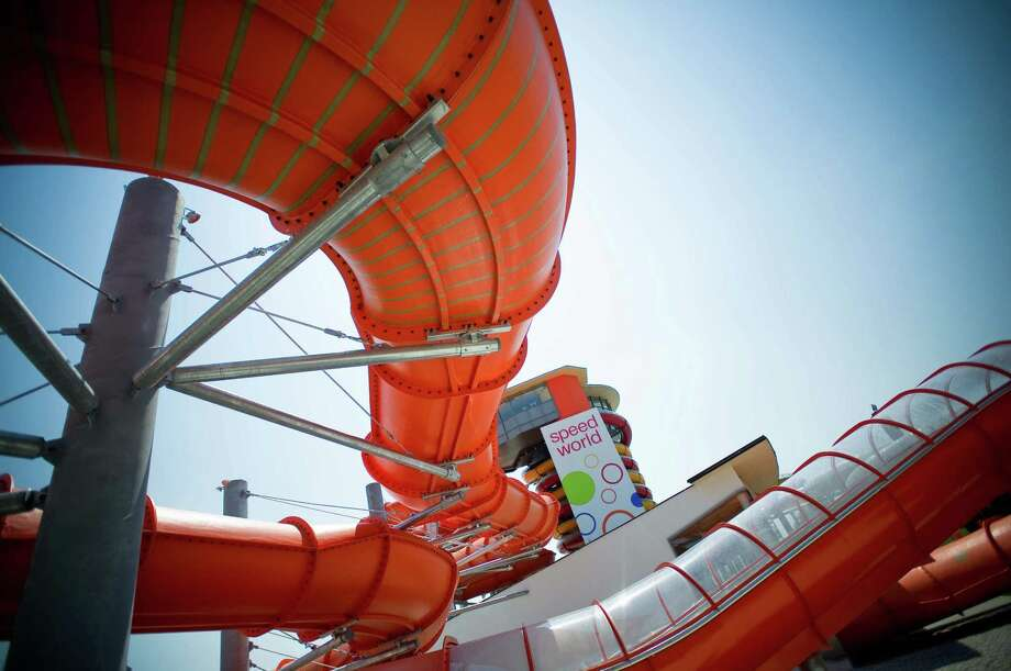 Extreme water slides of the world - seattlepi.com