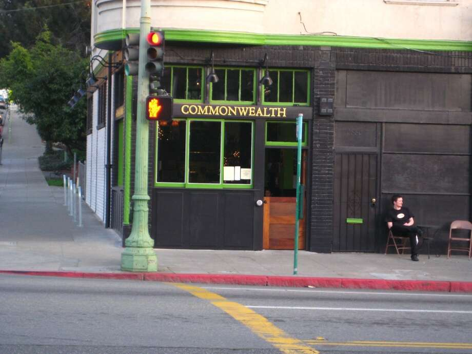 "Commonwealth Café and Public House  Commonwealth bills itself as a soccer-friendly, British-style pub, and backed up those credentials four years ago by opening at 5 a.m. for the huddled coffee-slurping, red-eyed soccer masses. So, as manager Danny Santos says, ""9 a.m. is easy."" Key fact: they typically open at 10 a.m. so they'll have a full breakfast menu and, critically, espresso and coffee from Oakland's Roast Co. They've also upgraded to five televisions since the last World Cup.   2882 Telegraph Ave., Oakland, (510) 663-3001 cmonoakland.com Photo: Www.cmonoakland.com"