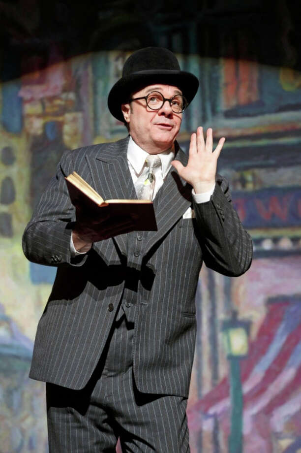 "The Tony-nominated Nathan Lane play ""The Nance"" is receiving HD screenings at the Fairfield Cinemas, the Criterion in Greenwich and the Connecticut Post 14 in Milford, starting Tuesday, June 24. Photo: Contributed Photo / Connecticut Post Contributed"
