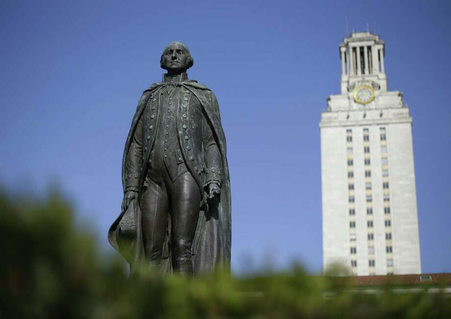Special-interest groups who support UT System Regent Wallace L. Hall Jr. are fueling a propaganda machine that continues unjustified attacks on University of Texas at Austin leaders. Photo: Eric Gay / Associated Press / AP