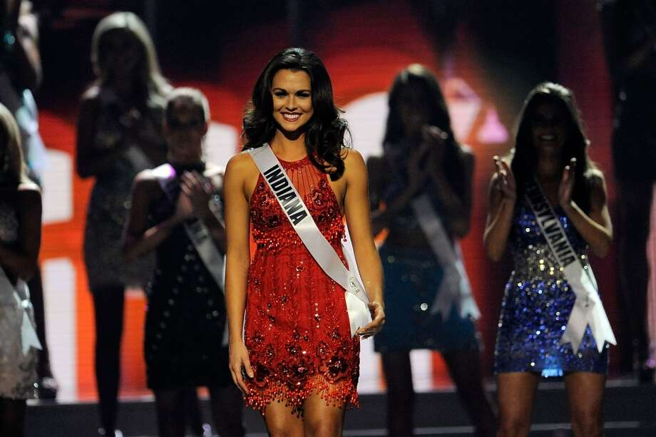 BATON ROUGE, LA - JUNE 08:  Miss Indiana USA Mekayla Diehl competes in the 2014 Miss USA Competition at The Baton Rouge River Center on June 8, 2014 in Baton Rouge, Louisiana.  (Photo by Stacy Revere/Getty Images) Photo: Getty Images