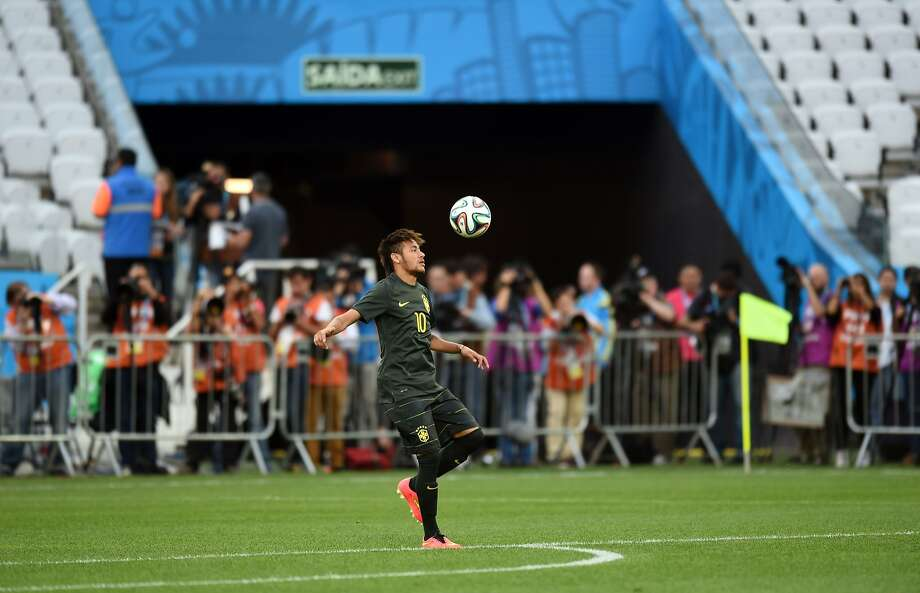 World Cup pressure is on Brazil