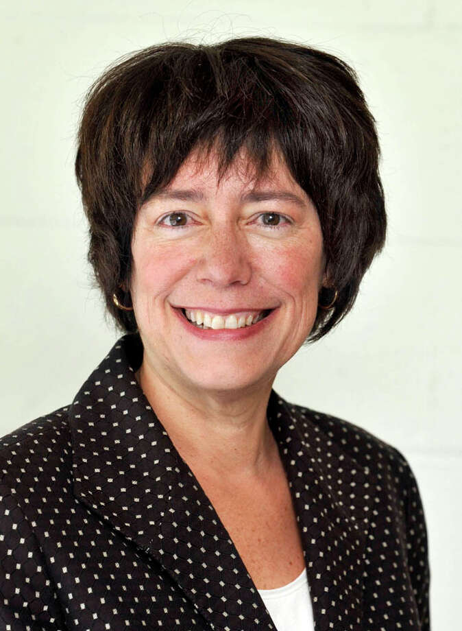 Deborah Low is Ridgefield Superintendent of Schools. Photo: Michael Duffy / The News-Times