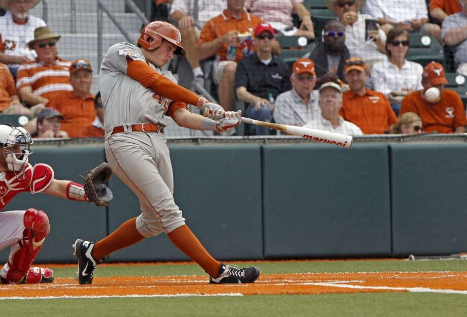 Texas  Kacy Clemens Freshman Infielder/Righthanded pitcher High school: Memorial Clemens' first career homer was a three-run shot against Kansas State on May 16. Photo: Michael Thomas, Associated Press