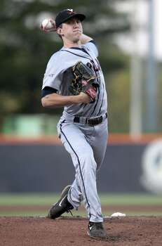Virginia   Brandon Waddell Sophomore  Lefthanded pitcher  High school: Clear Lake  Waddell is 9-3 with 2.66 ERA in 98 innings. Photo: Andrew Shurtleff, Associated Press
