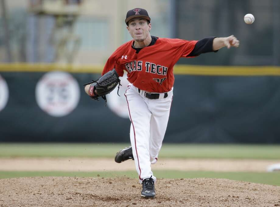 Texas Tech  Cameron Smith Junior  Lefthanded pitcher  High school: Clear Lake  Smith  is 8-2 with a 2.73 ERA in 67 1/3 innings. Photo: Lynne Sladky, Associated Press