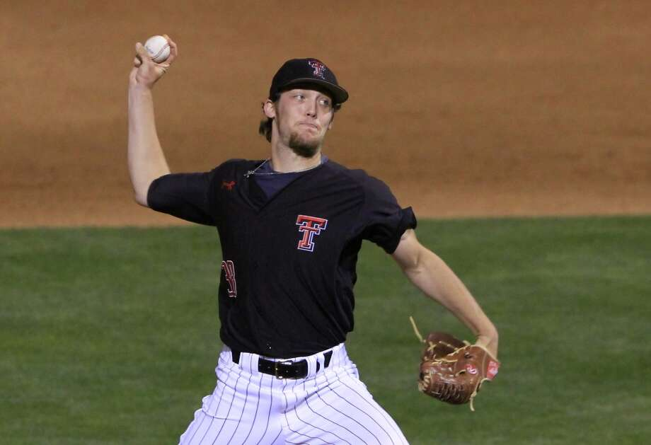 Texas Tech  Johnathon Tripp Sophomore  Righthanded pitcher/utility  High school: Klein  In 26 1/3 innings, Tripp has struck out 16, walked five and hasn't allowed a home run. Photo: Alonzo Adams, Associated Press