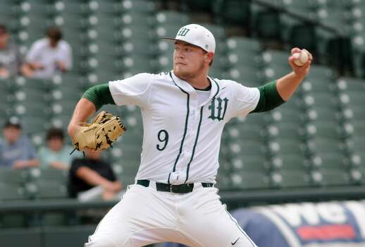 TCU Ryan Burnett Freshman Lefthanded pitcher High school: The Woodlands Coming out of high school, Burnett was ranked as the No. 60 prospect in Texas by Baseball America. Photo: Jerry Baker, For The Chronicle