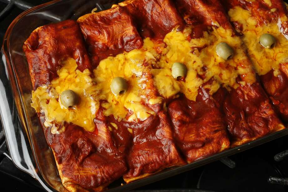 Classic Red Enchiladas Photo: Craig Lee, Special To The Chronicle