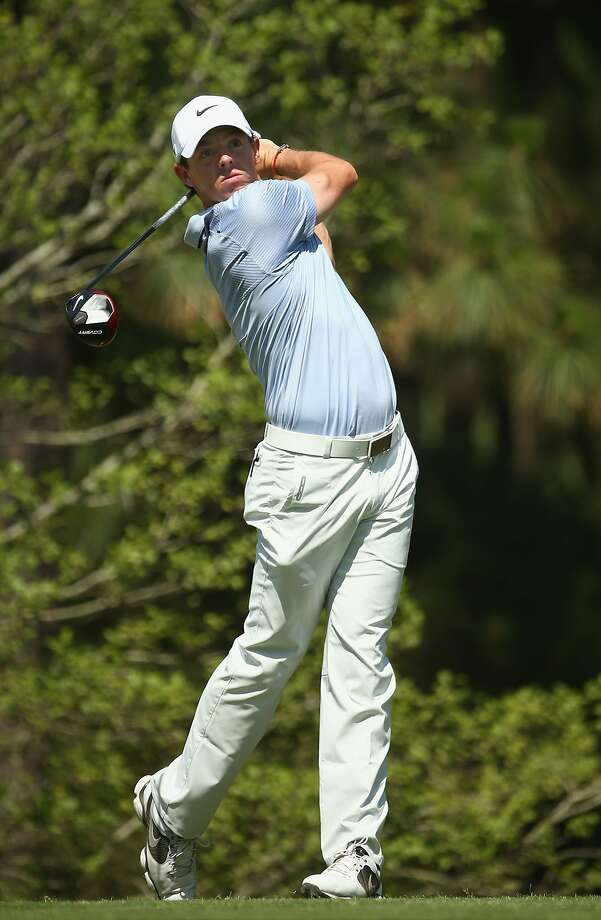 Rory McIlroy, with top-15 finishes in his past five PGA Tour starts, sought advice from Jack Nicklaus last week. Photo: Streeter Lecka, Getty Images