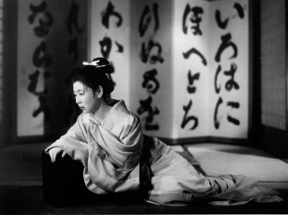 "Kinuyo Tanaka stars in Kenji Mizoguchi's ""The Life of Oharu"" (1952). Photo: Pacific Film Archive"