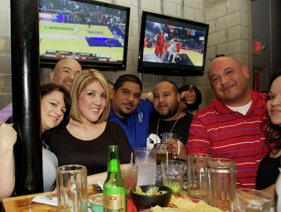 """Ojos Locos Sports Cantina, 5809 Loop 410 N.W. in San Antonio, 210-448-5626,www.ojoslocos.comWith scantily clad servers nicknamed """"Chicas,"""" this Monterrey-style sports bar and restaurant caters to a young, bar-hopping demographic and has so much hip-hop party attitude, it makes Hooters and Fox & Hound seem downright antiseptic. Photo: Xelina Flores-Chasnoff, San Antonio Express-News / For the Express News"""