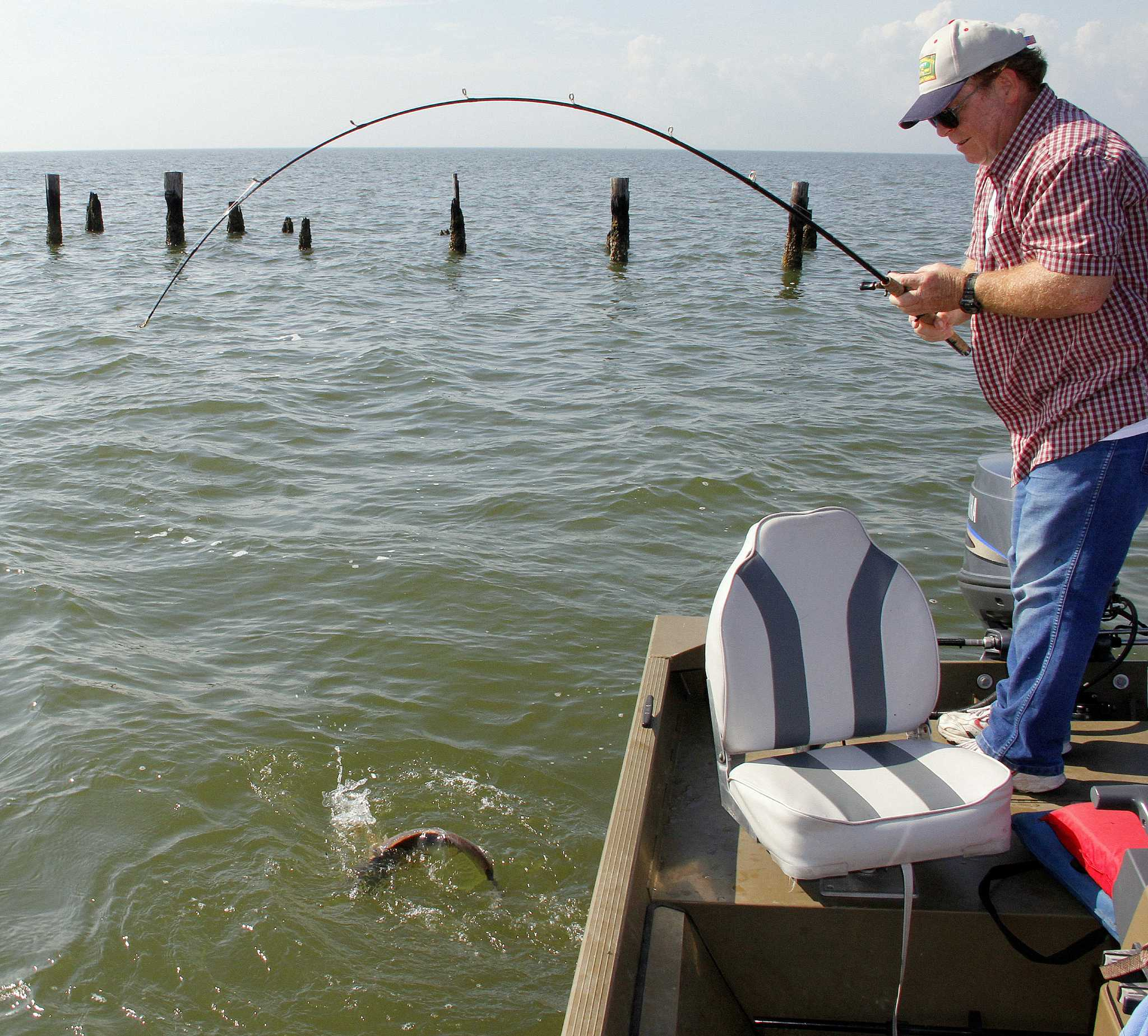 Fish numbers forecast to rise signs point to yes for Sabine pass fishing report