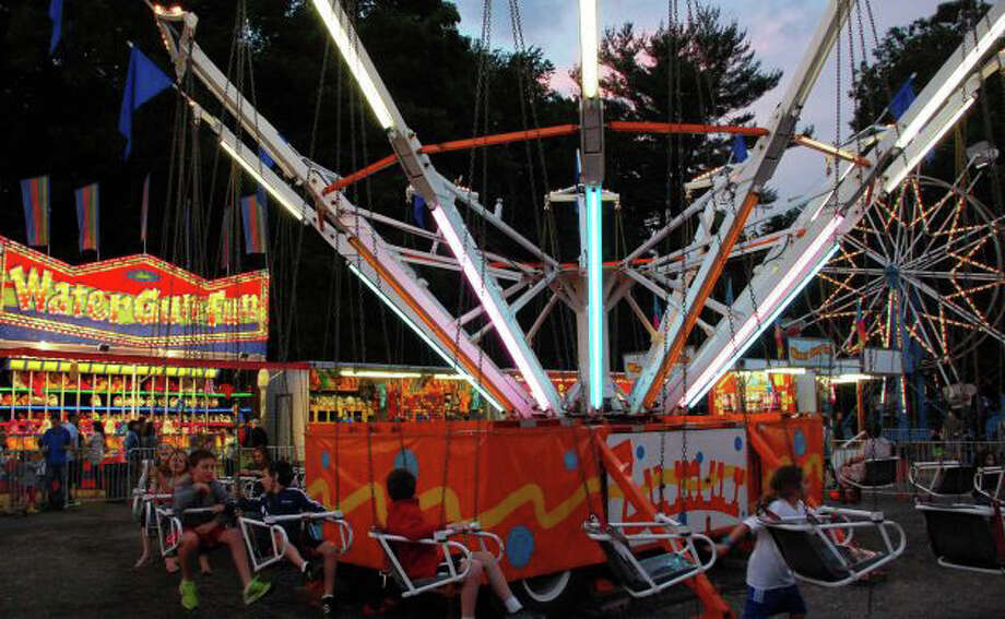 The Yankee Doodle Fair, the Westport Woman's Club's annual springtime carnival, opens tonight at the Imperial Avenue club and runs through the weekend. Photo: File Photo / Westport News