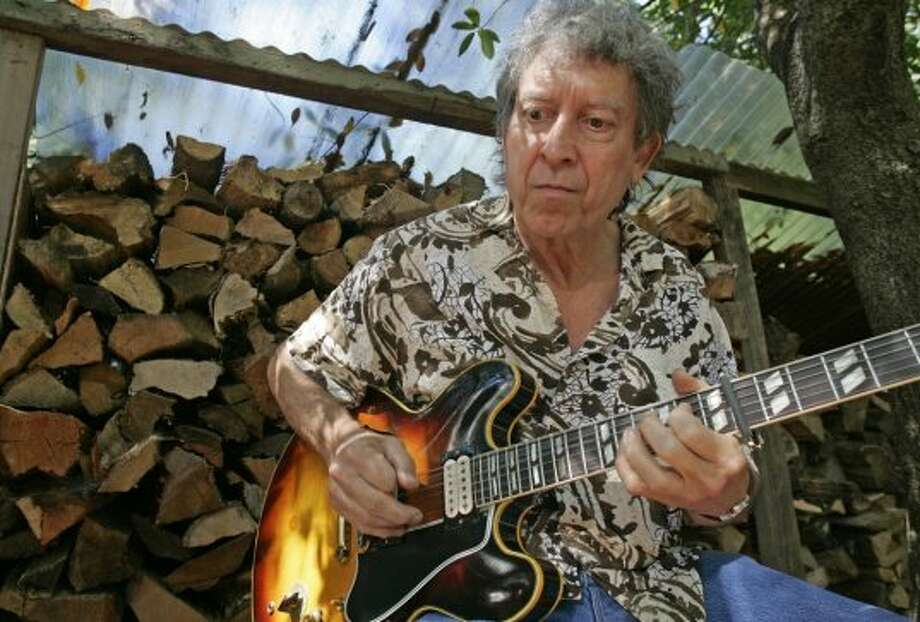"12. ELVIN BISHOP (July 6, Marin County Fair): Note we've been moving out of the novelty acts and into ""this guy is actually good"" territory.  Blues guitarist and longtime Bay Area resident Bishop has managed to maintain his credibility when others were lured by MTV or a chance at pop superstardom. Plus he apparently chops his own wood. Photo: Michael Macor, The Chronicle"