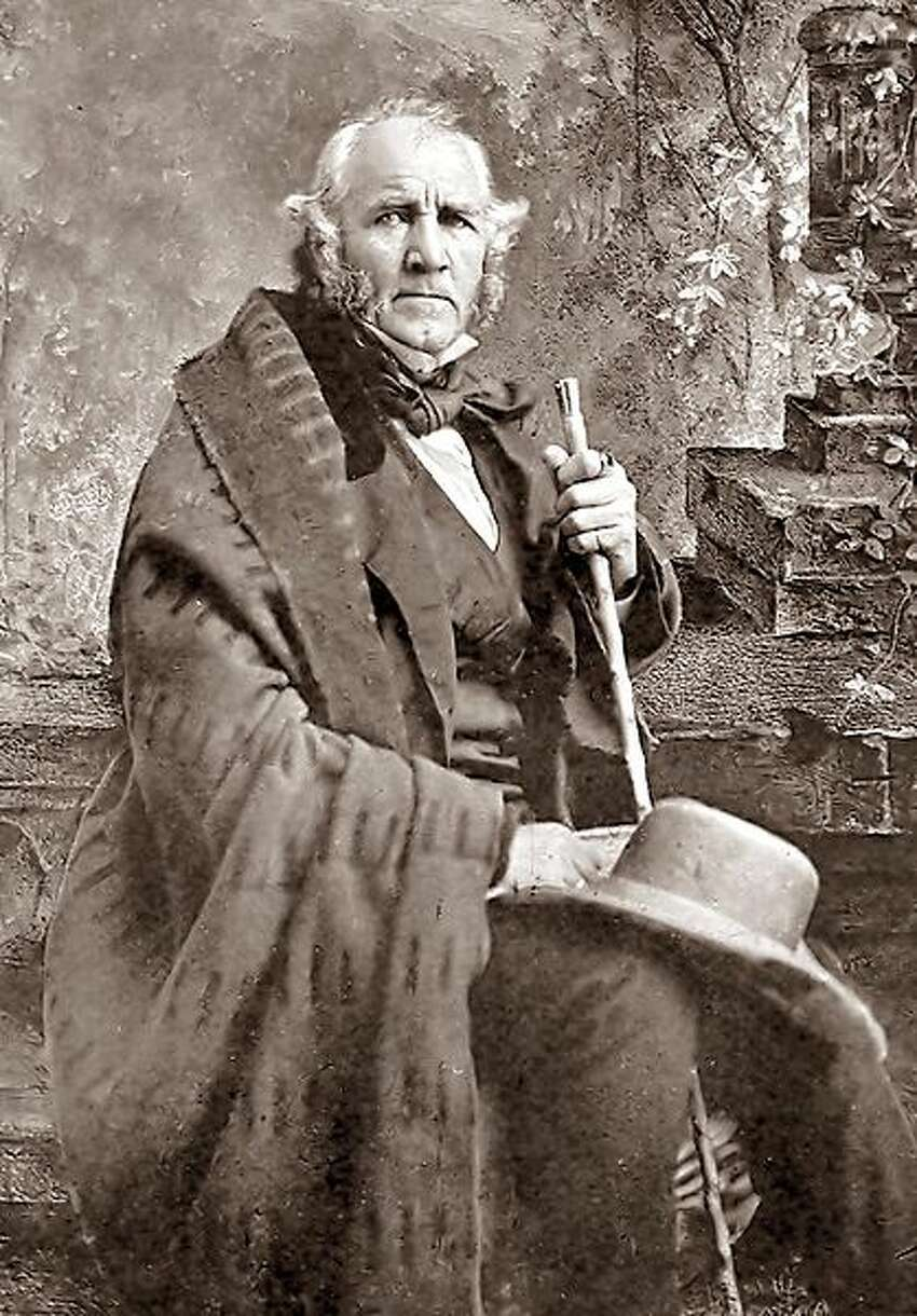 After the Texas Revolution, General Sam Houston became the first and third President of Texas, and U.S. Senator from Texas. They also happened to name a little town after him.