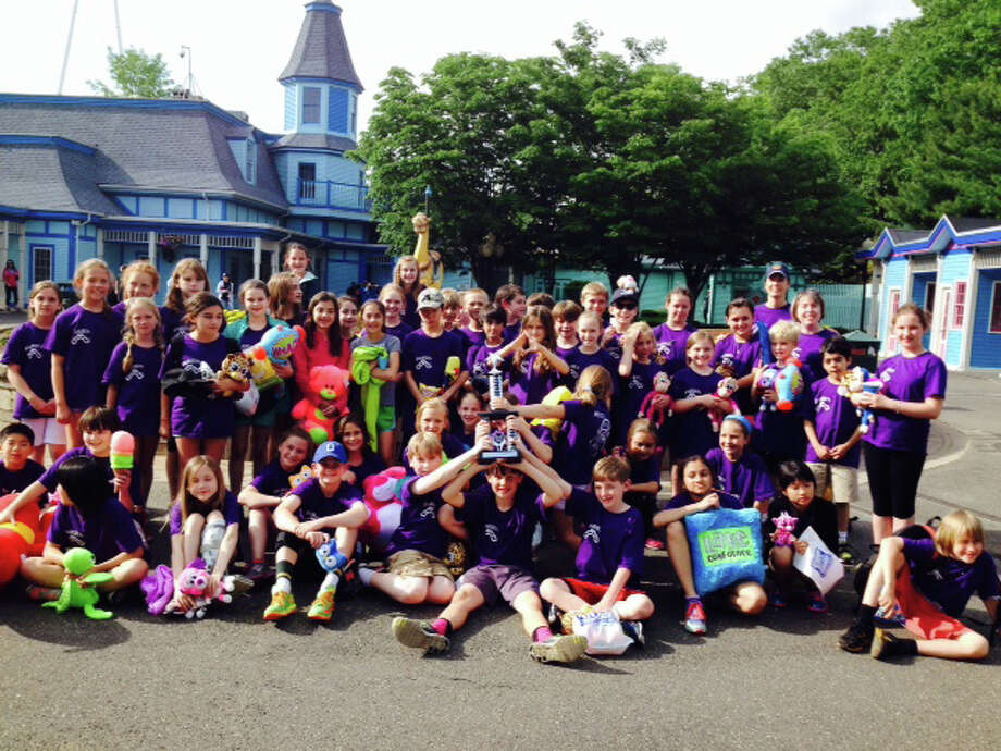 The Darien  Elementary Honors Orchestra took first place at the annual Music in the Parks Adjudication Festival May 31 in Bristol. The students performed for judges and received ratings and comments. Photo: Contributed Photo, Contributed / Darien News