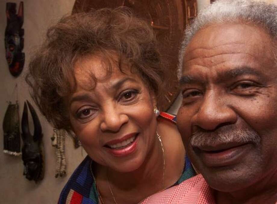 "Ruby Dee and Ossie Davis went through a period in their 50+years together that included trying an open-marriage. Said Davis, ""It occurred to us, from observation and reasoning, that extramarital sex was not what really destroyed marriages, but rather the lies and deception that invariably accompanied it.""  Dee later admitted, ""So, we thought an open marriage was appropriate for us but it turned out not to be. "" Photo: RON FREHM, AP"