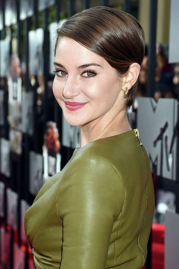 Shailene Woodley's Sleek PixieClosely shorn at the nape, and long on top, Woodley's side-parted strands are streamlined with a bit of edge.The Dirty Secret To Gorgeous HairHow To Get French Girl HairBad Beauty Habits And How To Break ThemIconic Bangs Thoughout HistoryHow To Get A 60's Style BouffantThe Best Hair Salons In The World Photo: Getty Images / 2014 Jeff Kravitz